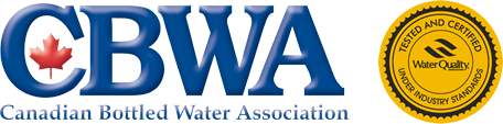 Canadian Bottle Water Association logo